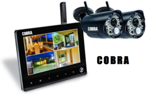 Cobra security cameras