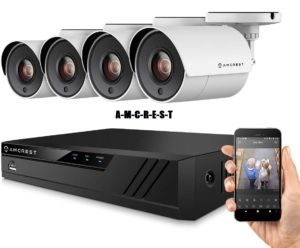 security cameras with audio for business