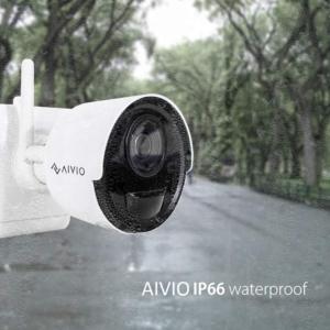 wire free outdoor security cameras