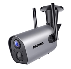 wifi light security camera
