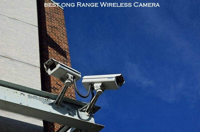 long Range Wireless Security Camera System
