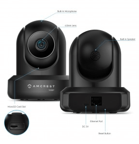wifi light security camera