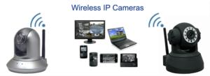 How do Wifi cameras work