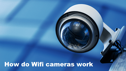 How do Wifi cameras work