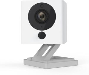 indoor security camera without wifi